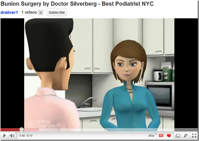 image Bunion Surgery NYC – Video that explains bunion surgery in layman's terms.